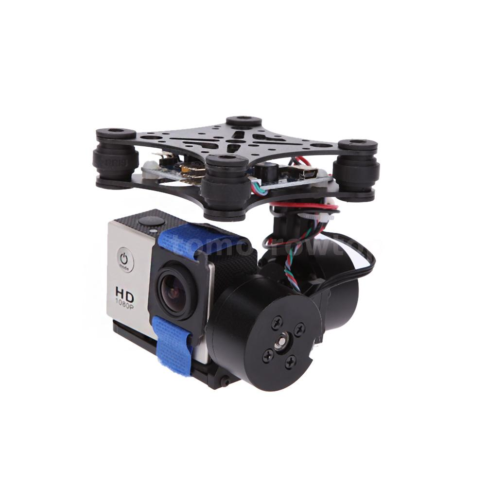 New dji phantom brushless gimbal for gopro 3 camera mount for Dji phantom 2 motor specs