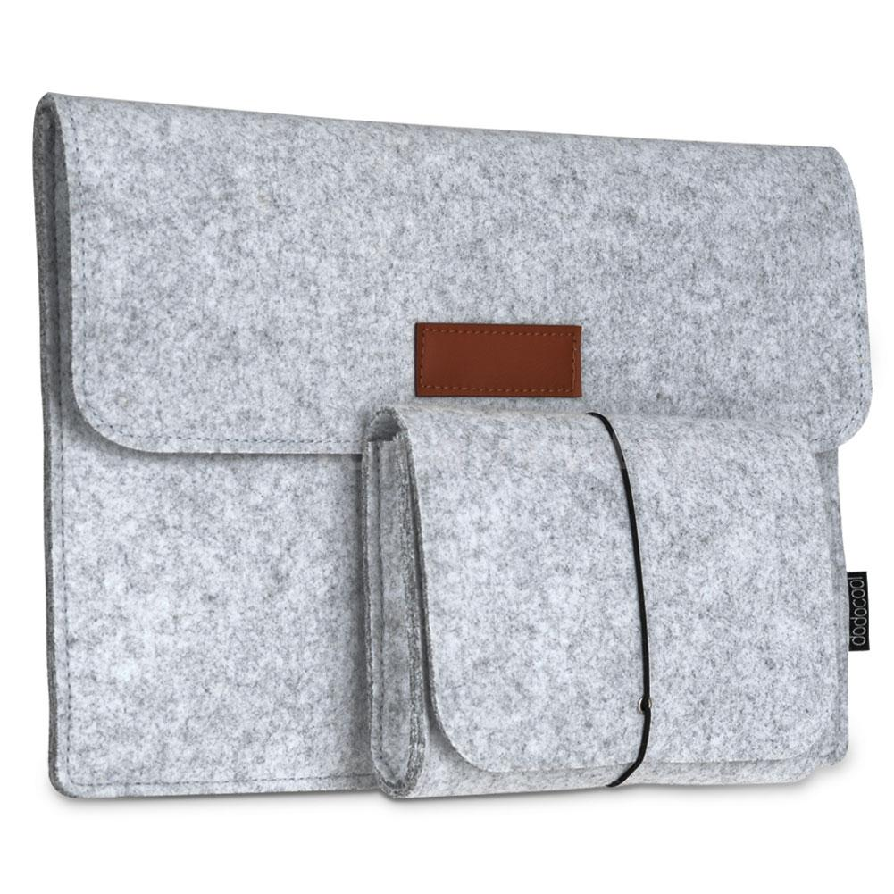 "Laptop Sleeve Case Carry Bag Pouch Soft Cover For 12/"" 11/"" Notebook MacBook C4J6"