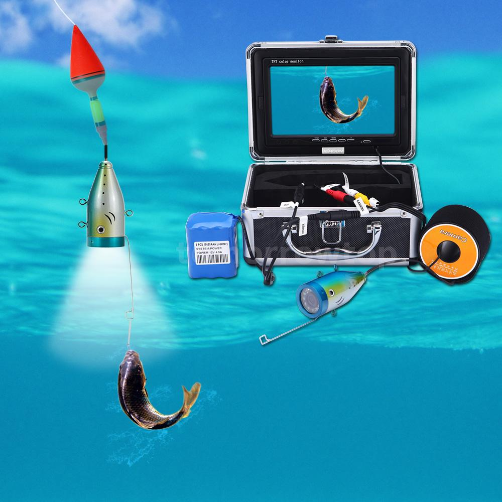 30m 1200tvl fish finder underwater ice fishing camera 7 for Best ice fishing fish finder