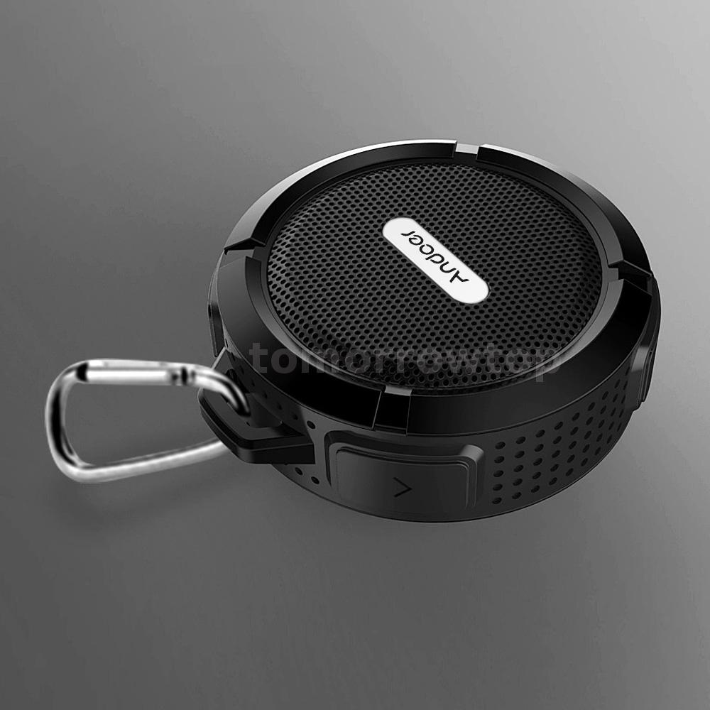 waterproof wireless bluetooth speakers handsfree mic
